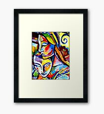 """State of being"" Framed Print"