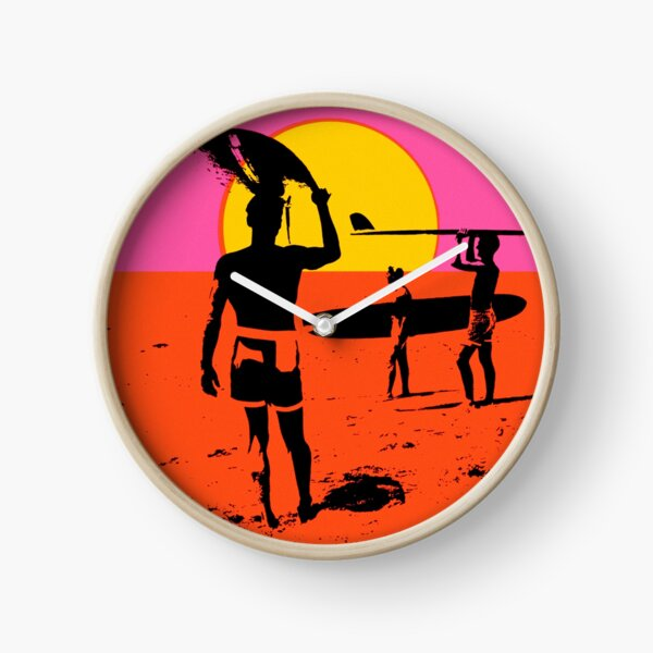 The Endless Summer (1966) Clock