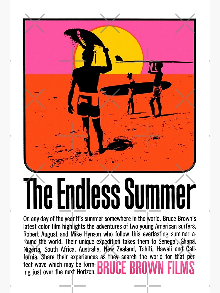 The Endless Summer (1966) by postersrestored