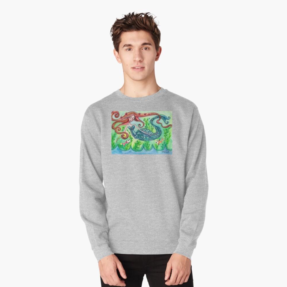 Underwater Star  Pullover Sweatshirt