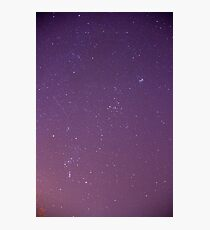 Night Sky.. Photographic Print
