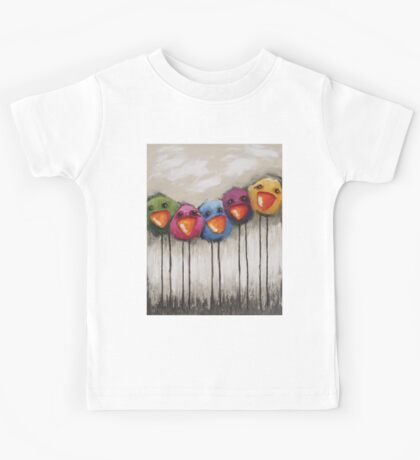 The Birds Kids Clothes