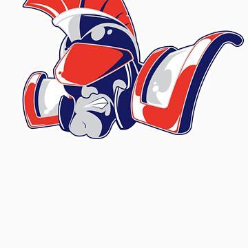 Generic Titan Mascot 1 by SilverBaX