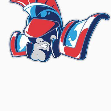 Generic Titan Mascot 2 by SilverBaX