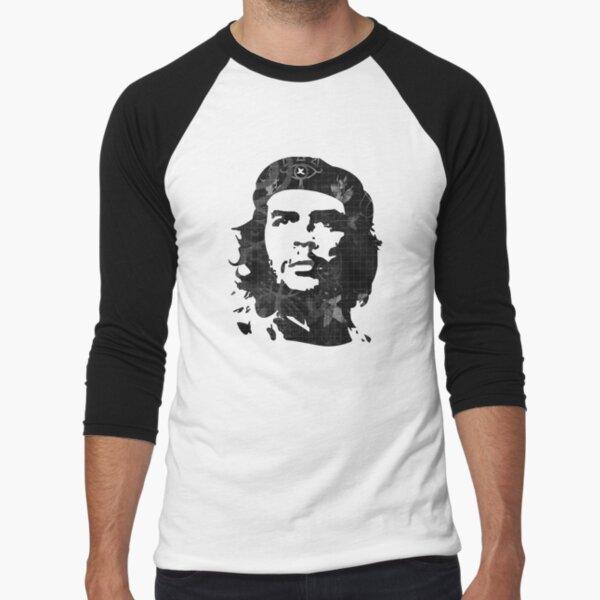 Che Guevara T-shirt baseball manches ¾