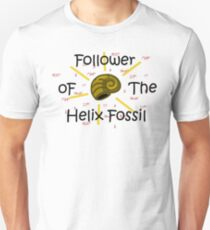 All Hail the Helix Fossil Unisex T-Shirt