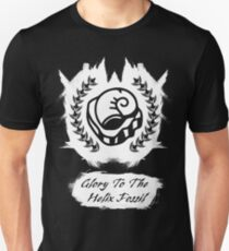 Glory To The Helix Fossil Unisex T-Shirt