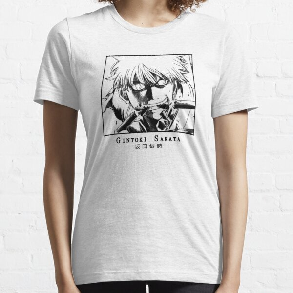 Gintama Gintoki Essential T-Shirt