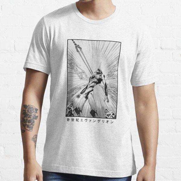 Neon Genesis Evangelion Camiseta esencial