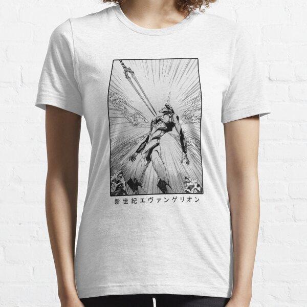 Néon Genesis Evangelion T-shirt essentiel