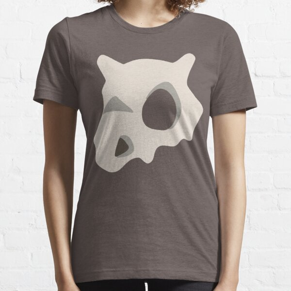 Crâne de Cubone T-shirt essentiel