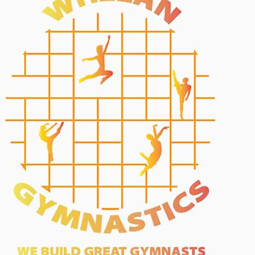 Whelan Gymnastics  by zekret