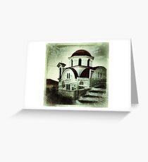 churches... Greeting Card