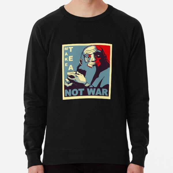 Iroh Make Tea Not War Lightweight Sweatshirt