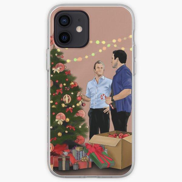 Feliz Navidad - McDanno Funda blanda para iPhone