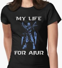 For Aiur Women's Fitted T-Shirt