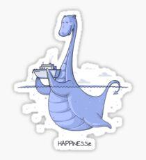 Happinessie Sticker