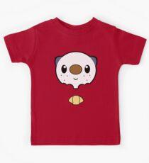 Oshawott Face Kids Clothes