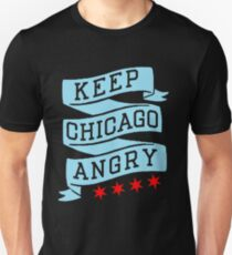 Keep Chicago Angry T-Shirt