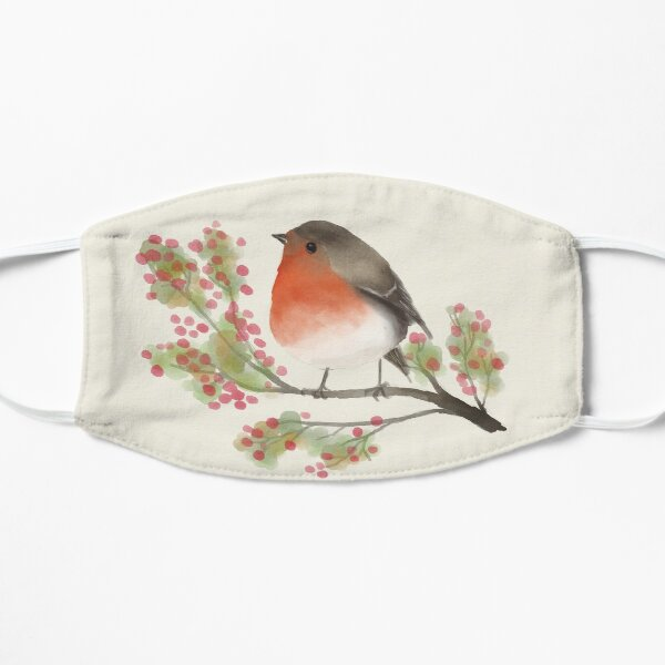 Robin by Sheepish Artist Mask