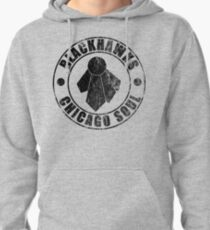 Chicago Soul (Distressed) Pullover Hoodie