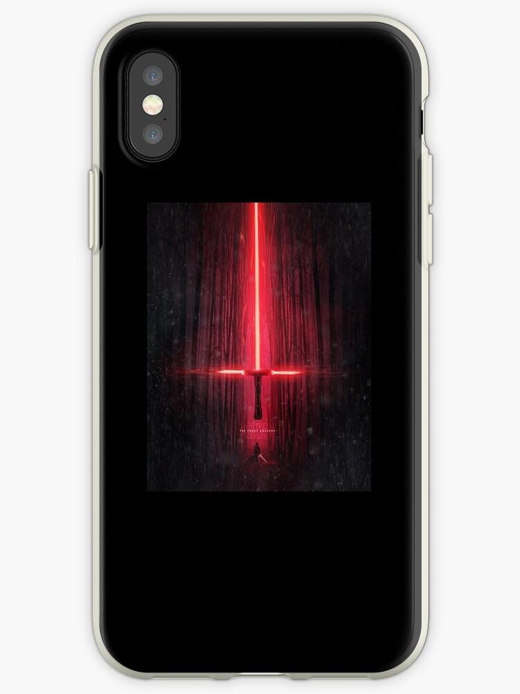 Kylo ren light saber  by WTedits