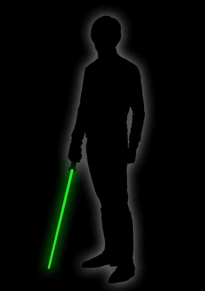 Jedi by joeredbubble