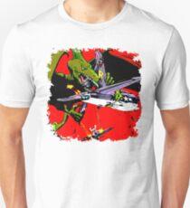 Dino War T-Shirt