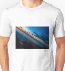Manarola, il presepe luminoso - Cinque Terre T-Shirt