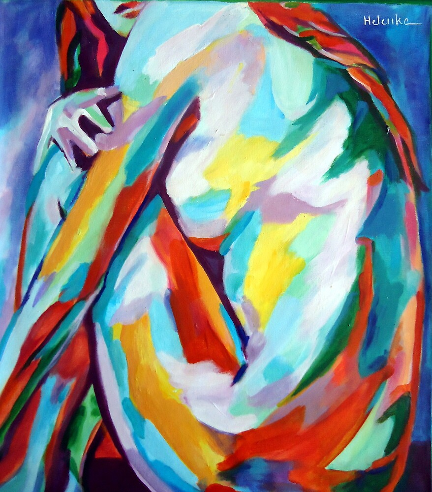 """Contemplation"" by Helenka"