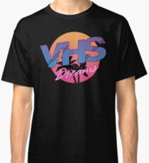 VHS Dreams Summer Logo Classic T-Shirt