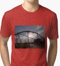 Fury 325 at Carowinds Tri-blend T-Shirt