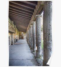 Pompei Poster
