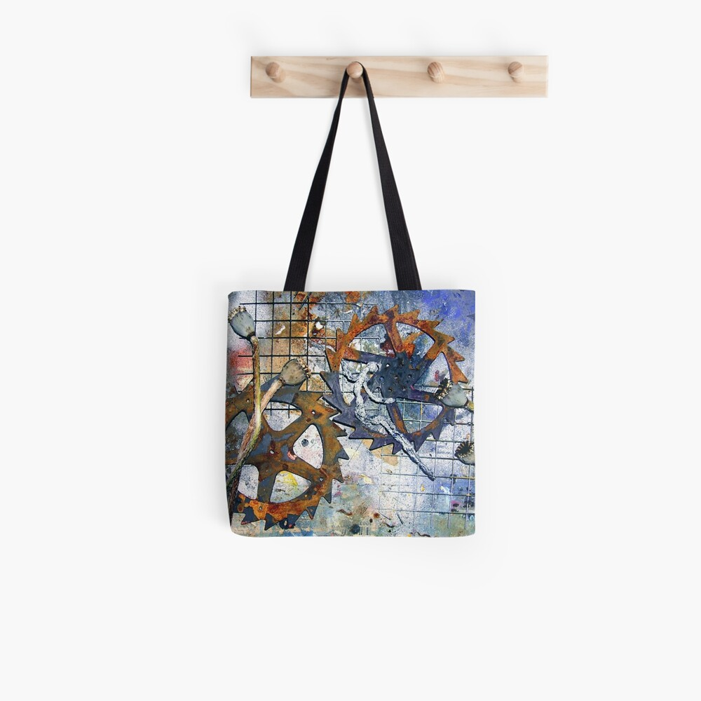 Waiting Composition II Tote Bag