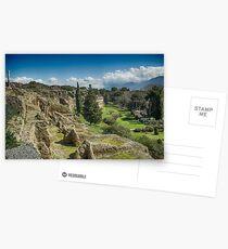 Pompei Postcards
