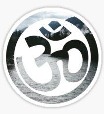 Ohm - Mountains Sticker