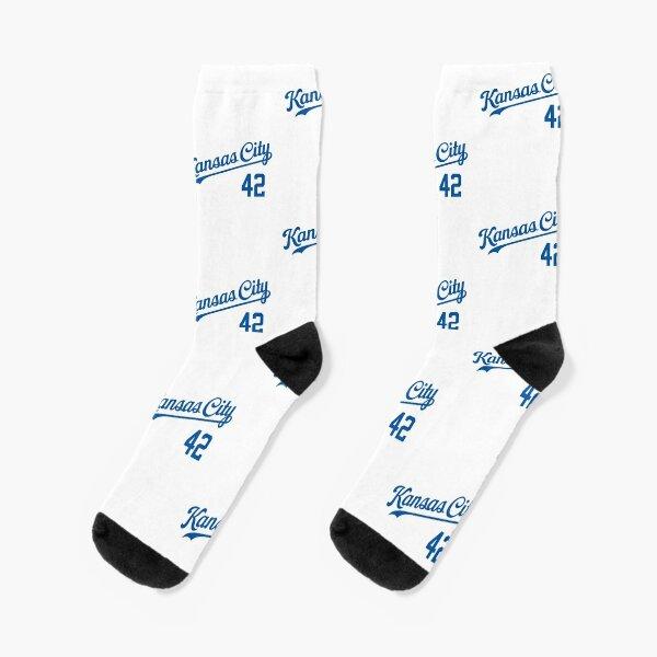 Royals 42 Kansas City  Socks