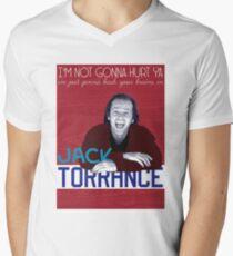 Jack Torrance Men's V-Neck T-Shirt