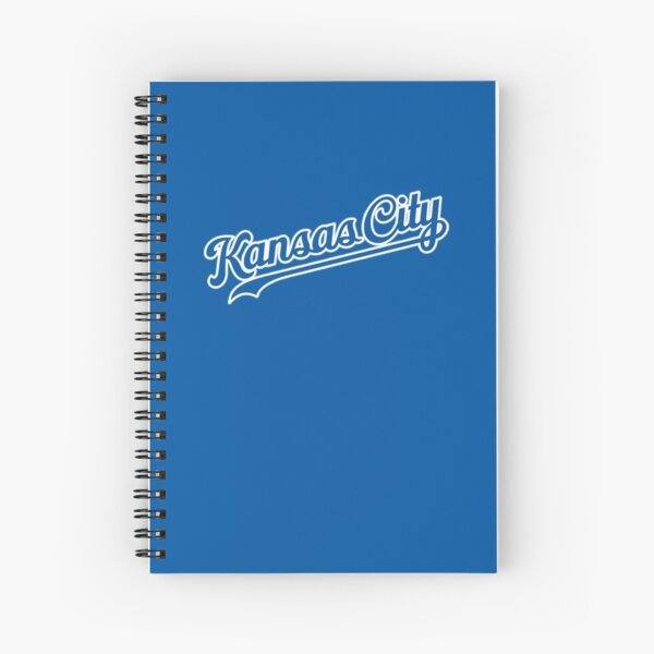 Royals Kansas City  Spiral Notebook