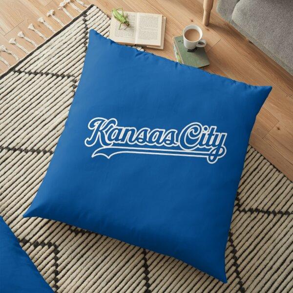Royals Kansas City  Floor Pillow
