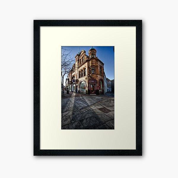 No. 7 St Giles, Norwich Framed Art Print