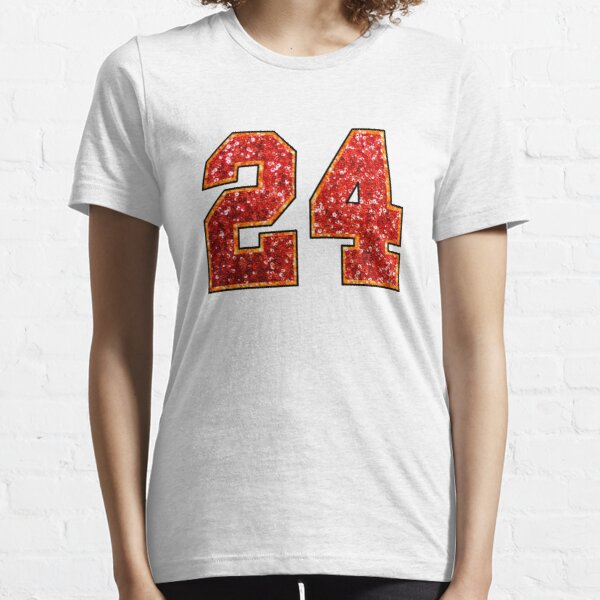 Lisa Red Sequins 24 t-shirt inspired from Ice Cream Essential T-Shirt