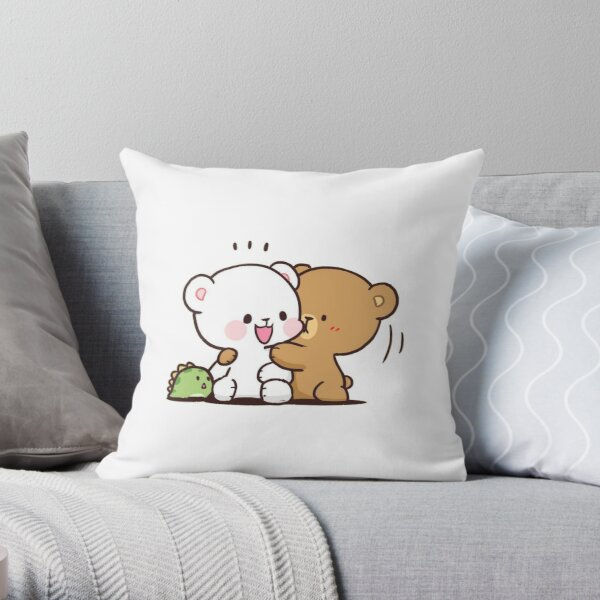 Grab it Fast Throw Pillow