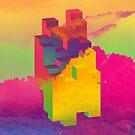 Big Sur Abstract by Travis McLaren
