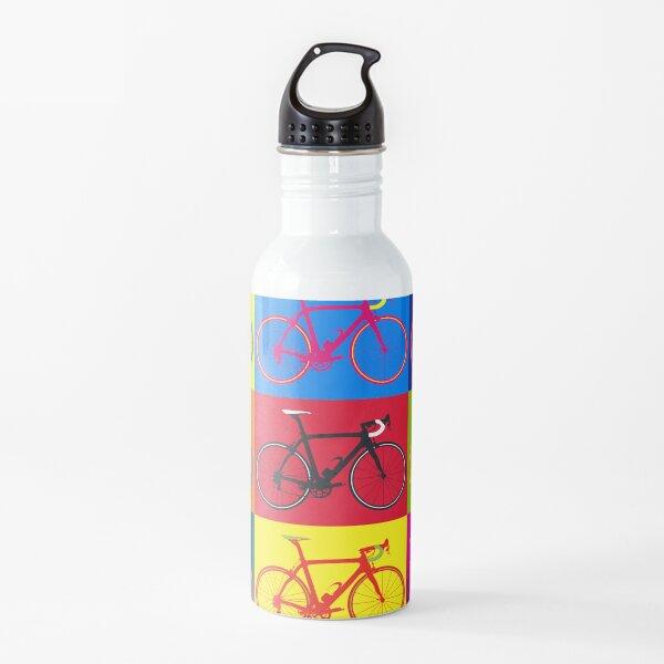 Bike Andy Warhol Pop Art Water Bottle