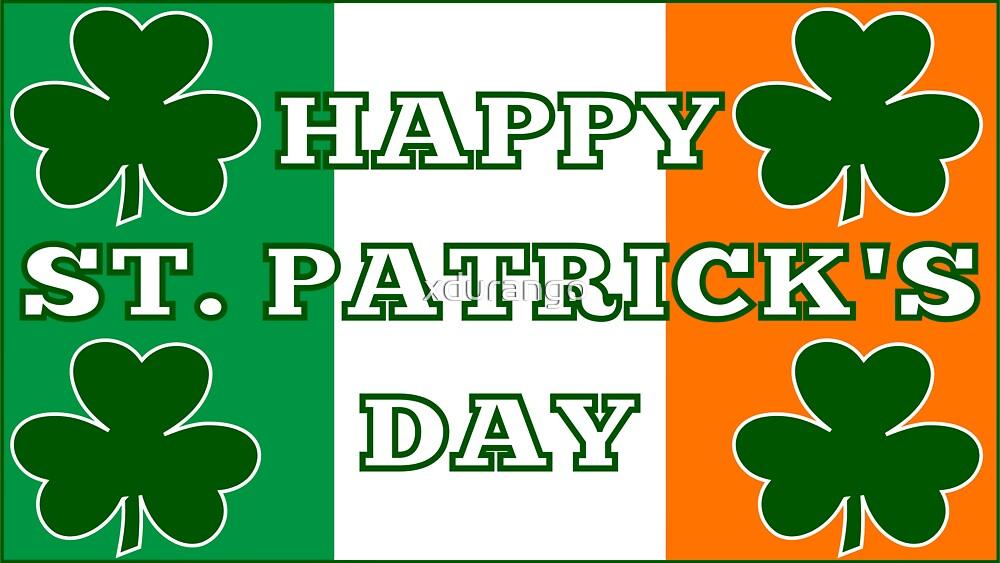 Happy St. Patricks Day by xdurango