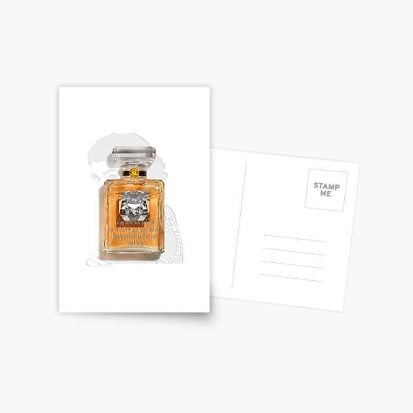 Citation de Coco Chanel Carte postale