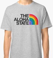 The Aloha State #hepuakiko Classic T-Shirt