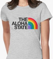 The Aloha State #hepuakiko T-Shirt
