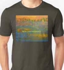 """New Day Dawning"" Unisex T-Shirt"